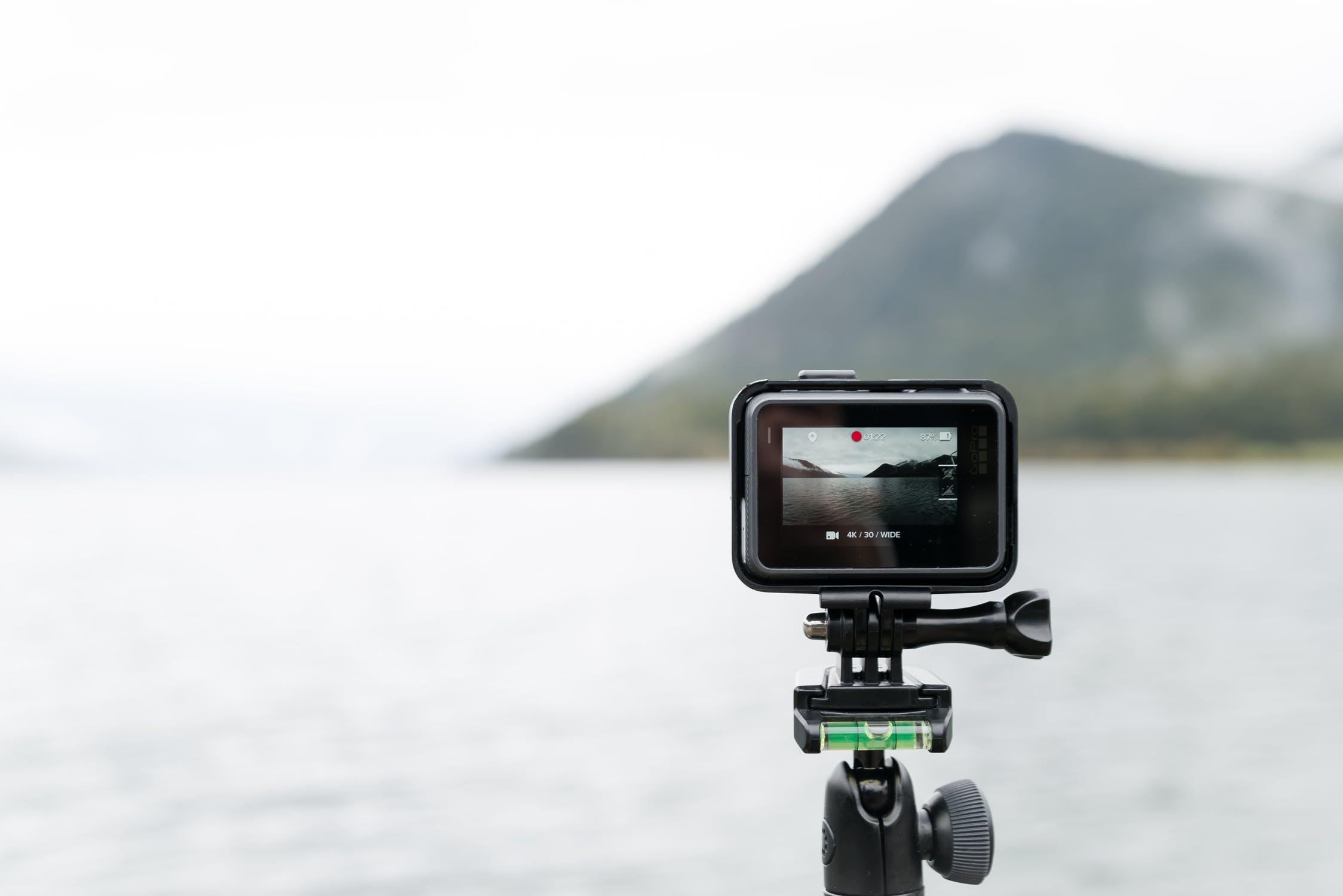 動画を作るために必要なもの3 撮影素材
