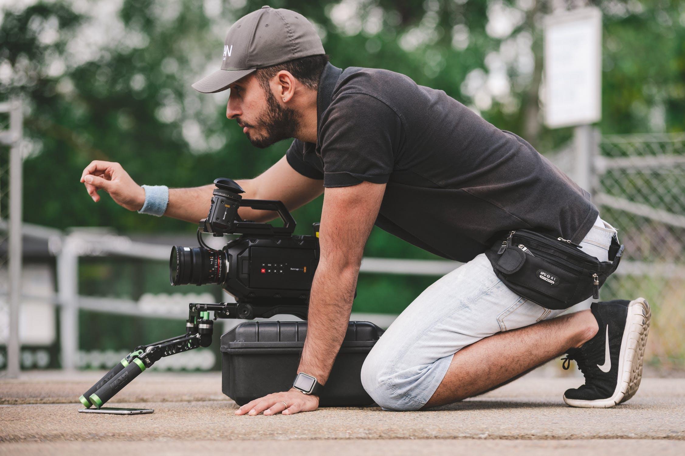 映像制作の仕事とは?