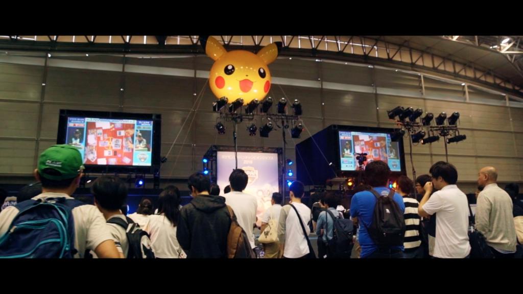 ポケモンカードゲーム、大会の様子_シングメディア撮影03