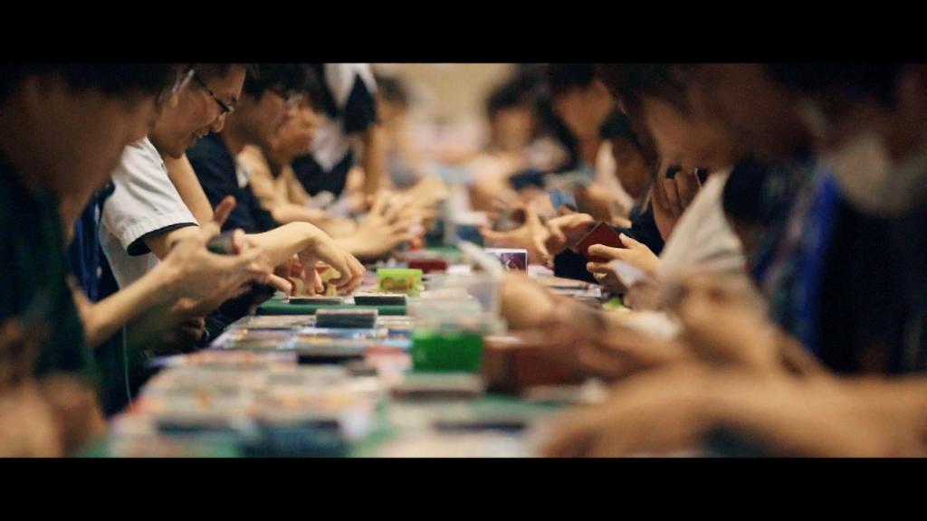 ポケモンカードゲーム、大会の様子_シングメディア撮影06