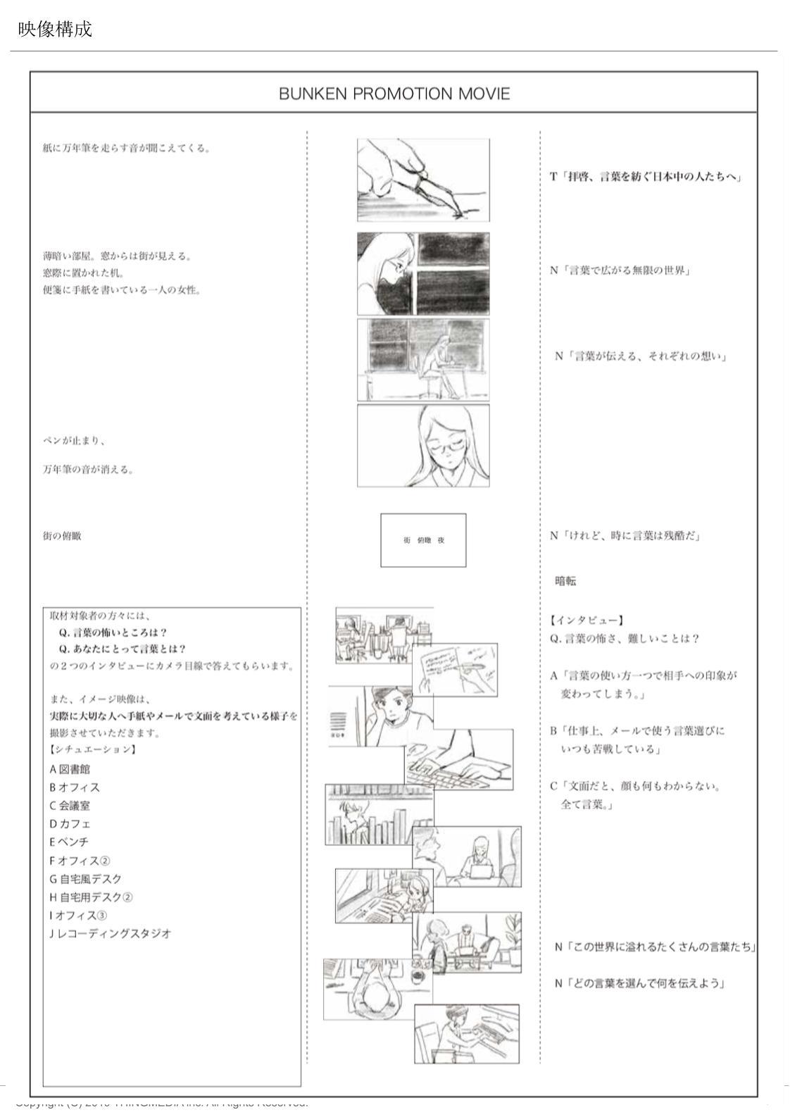 文賢コンセプトムービー コンテ2