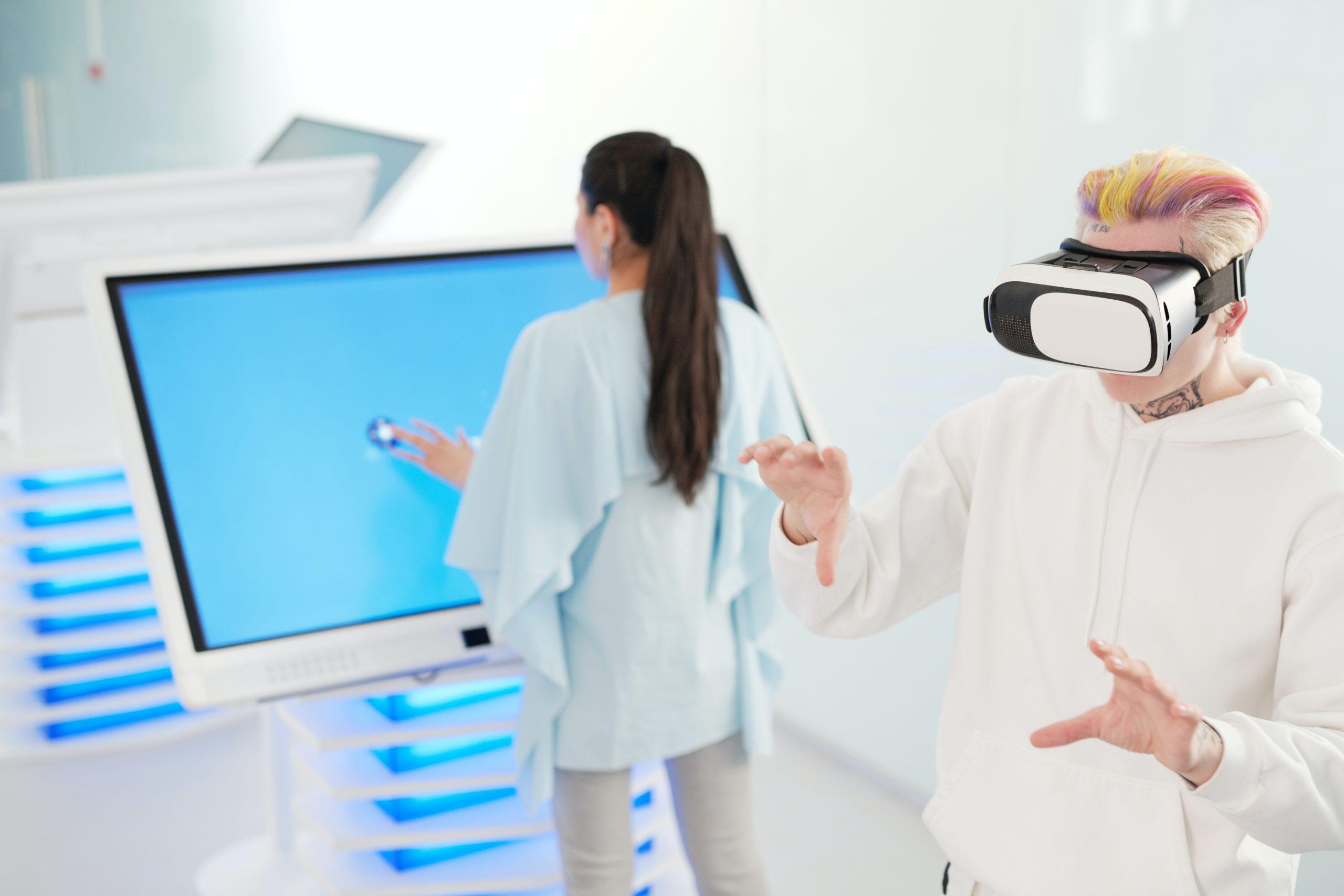 業界ごとの「VRの可能性」