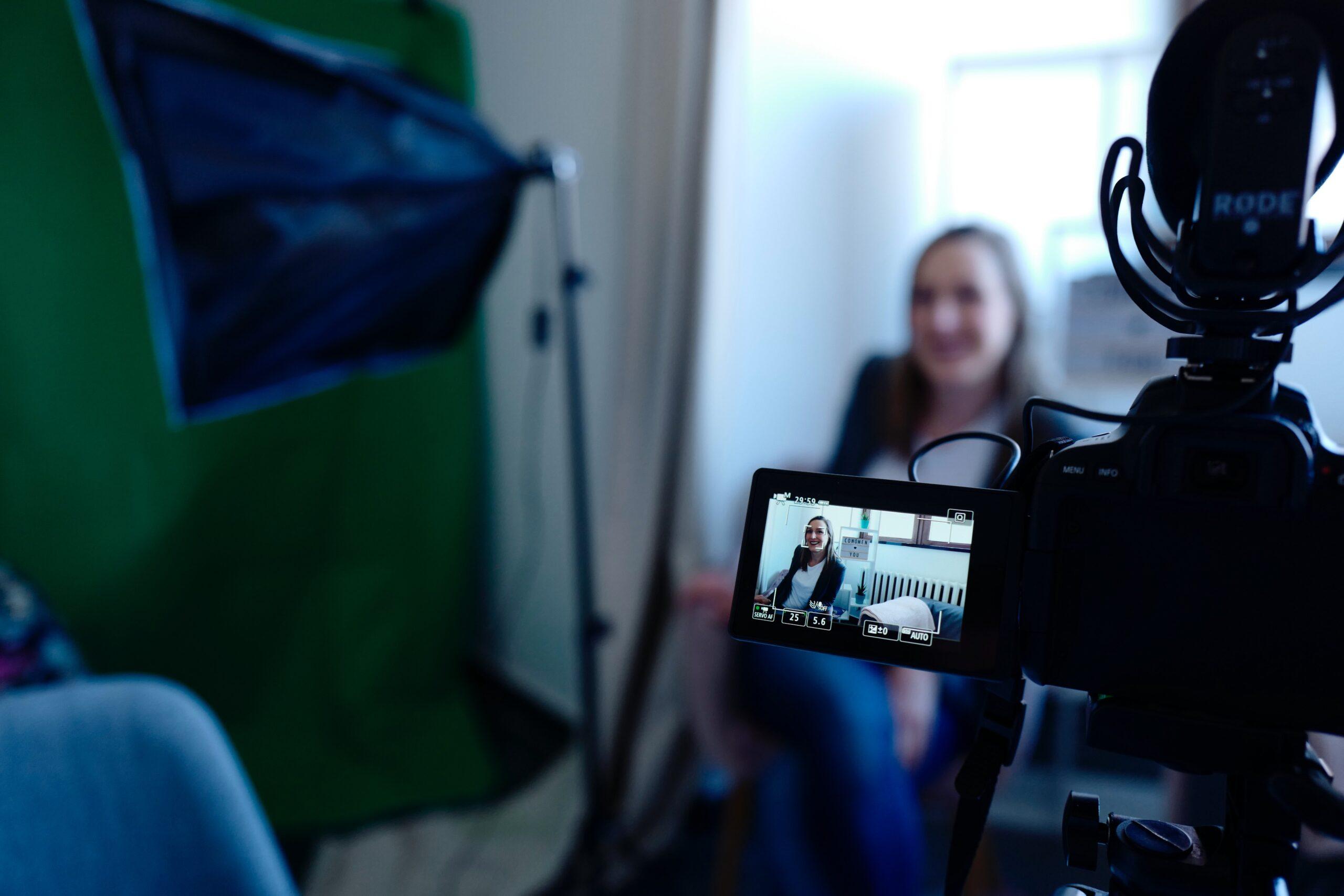 魅力的なインタビュー動画を制作するためのポイント