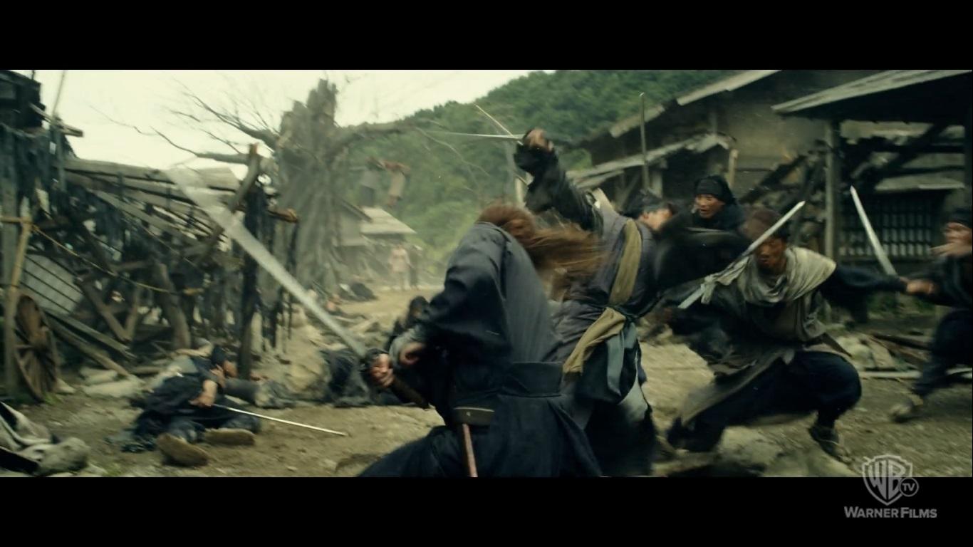 「るろうに剣心 京都大火編」の二度見ポイント1