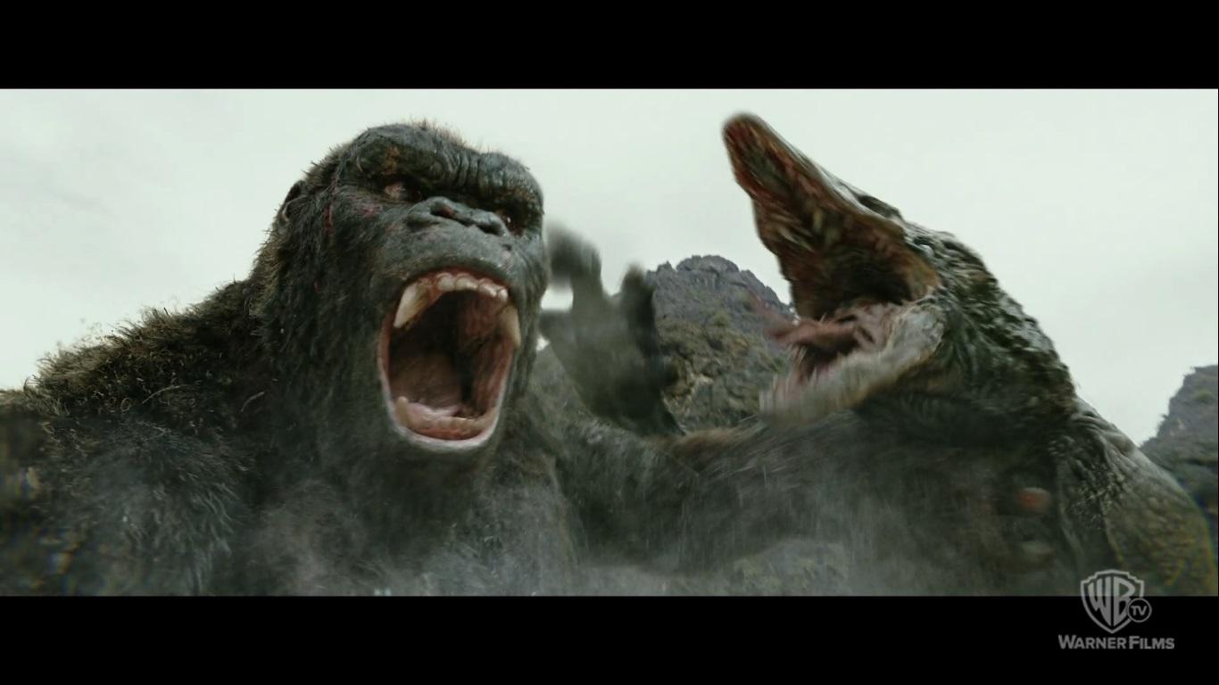 「キングコング:髑髏島の巨神」の二度見ポイント2